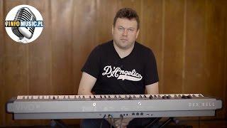 Dexibell VIVO S7 z Tomaszem Stroynowskim (odcinek 1)