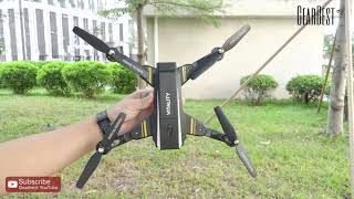 VITALITY Foldable RC Quadcopter - best cheap RC Quadcopter in 2018