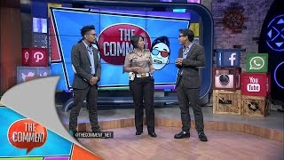 """The Comment - Bersama Bripka Dewi Sri Mulyani """" Disitu kadang saya merasa sedih """""""
