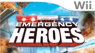 Emergency Heroes (Wii gameplay)