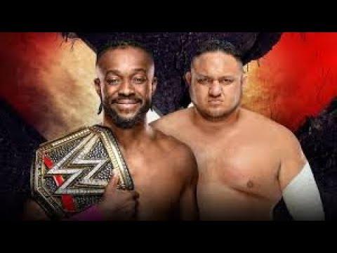 Download KOFI KINGSTON VS SAMOA JOE - WWE EXTRÊME RULES 2019