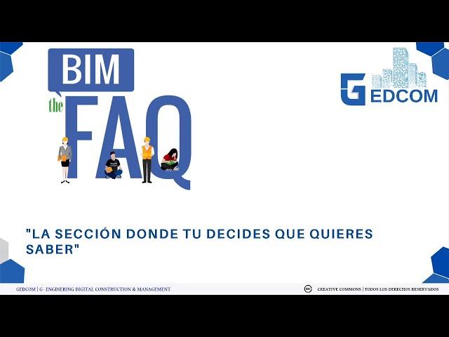 BIM The FAQ | Emisión 02