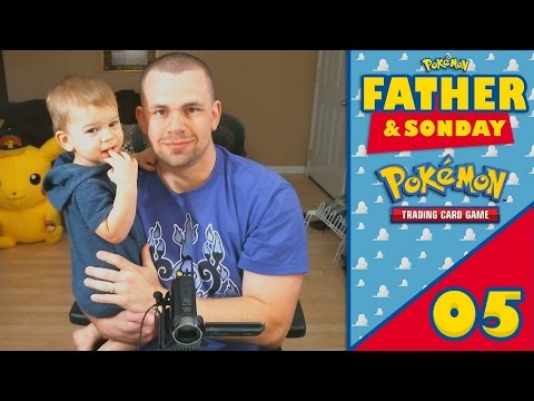 Pokémon Cards - 2nd Place League Challenge Winning Pack Opening with Lukas! | Father & Sonday #5