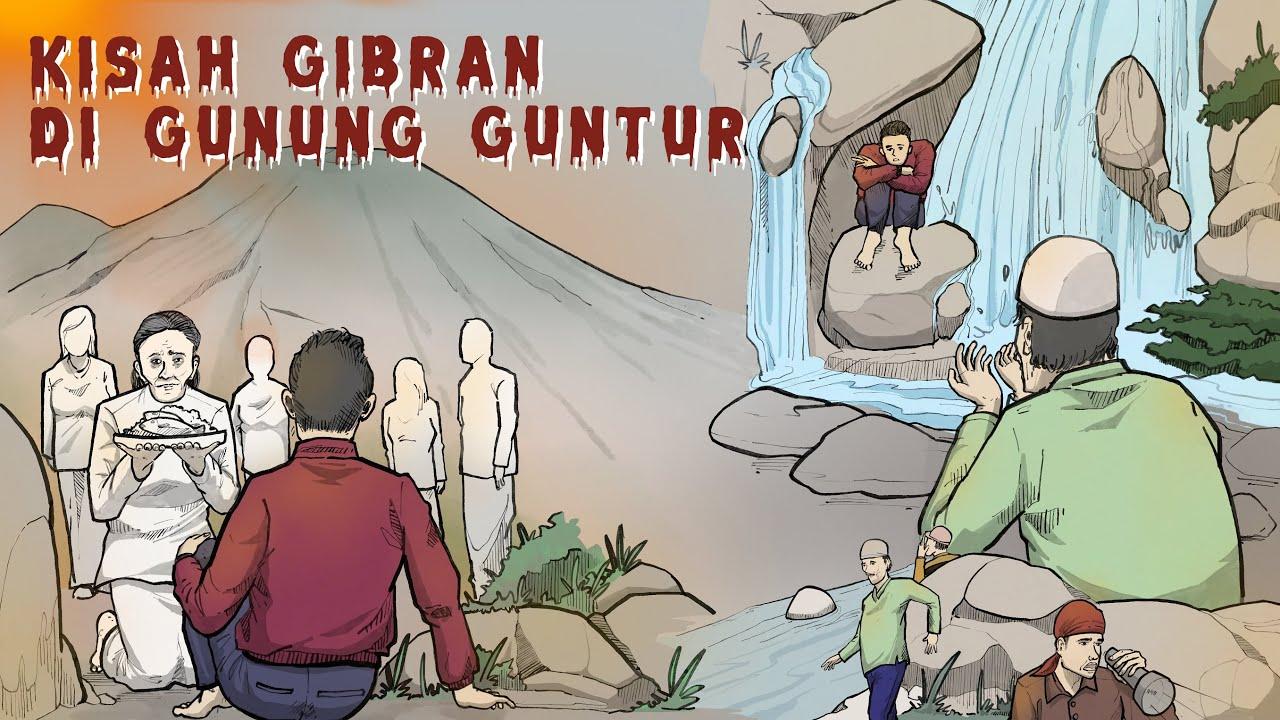 Misteri Hilangnya GIBRAN di Gunung GUNTUR