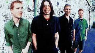 A rare song of the foos included in This is a call single.