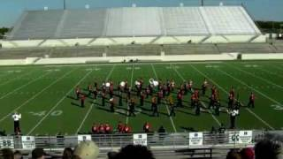 Olney, TX - Pride of Olney High School Marching Band.mov