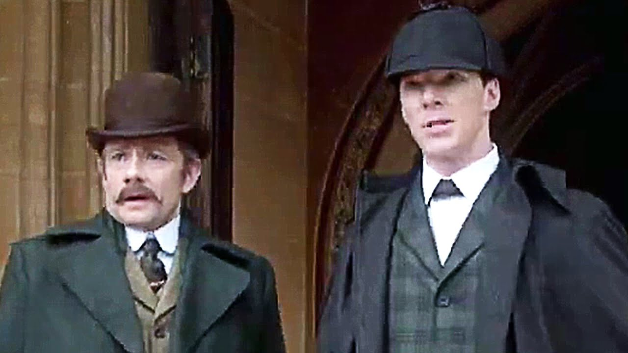 SHERLOCK SPECIAL Extended Trailer (2016) BBC One Special Official ...