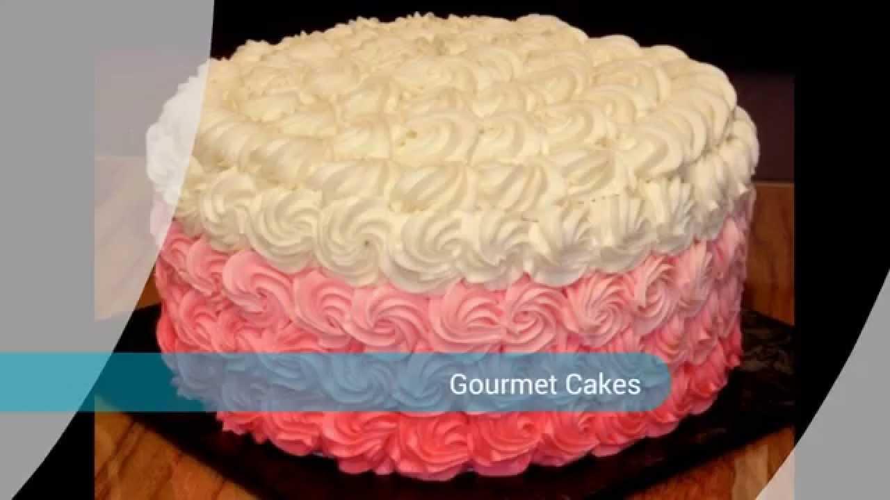 Exotic Cakes - YouTube