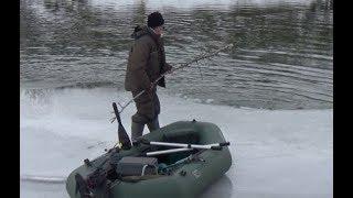 Зимняя рыбалка 2020   В поисках рыбных мест