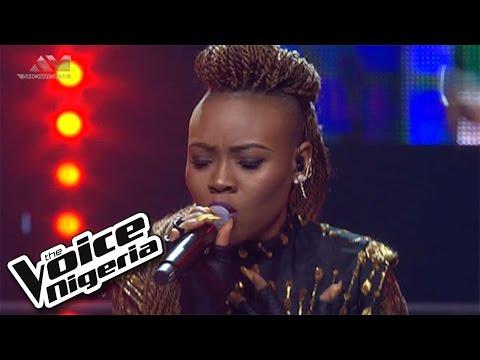 "Sylvia sings ""Single Ladies"" / Live Show / The Voice Nigeria 2016"