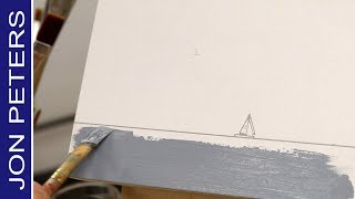 Paint by Numbers Painting Lesson, An Introduction to Painting