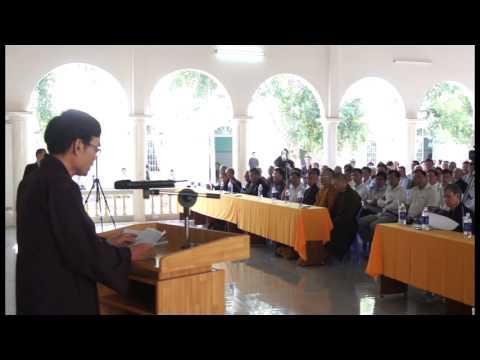 Lễ tưởng niệm 02 năm Trưởng lão Thích Thông Lạc nhập diệt(2013-:-2015) P2