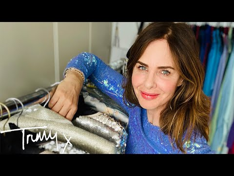 How To Style Summer Sequins: Closet Confessions | Fashion Haul | Trinny