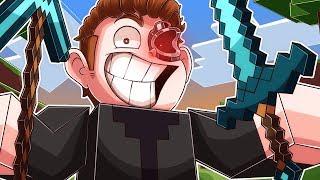 "Building my own ""SHAVE MY BALLS"" Doorbell in Minecraft!"