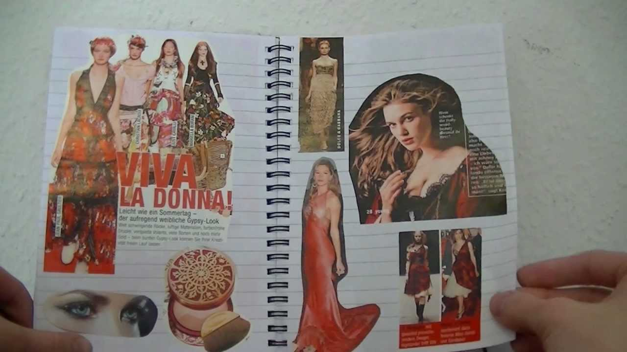 Pictures And Inspiration: My Fashion Inspiration-Book