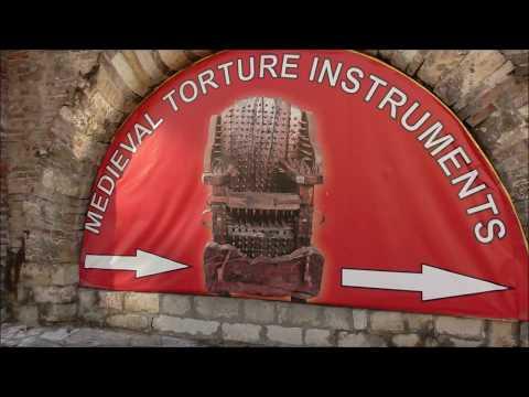 Medieval Torture Museum in Belgrade