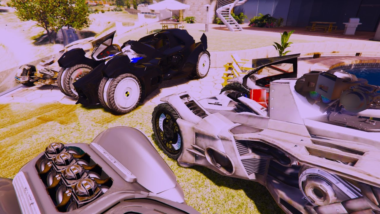 6d299ca0d33 HOW TO INSTALL GTA 5 Batman Vehicles ( Batmobile,Batpod,Asylum,MK2,  Batwing,Tumbler)