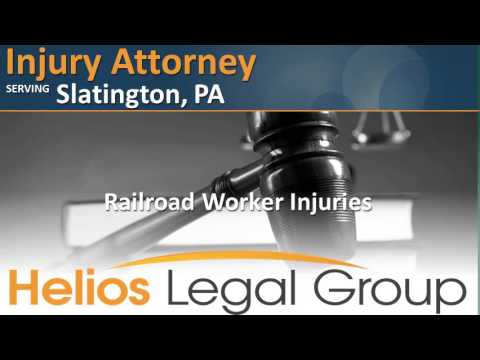 Slatington Injury Attorney - Pennsylvania