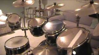 (Drum Cover) Melody Motel-Squeeze