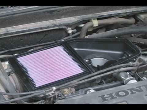 How To Replace the Air Filter in 20012005 Honda Civic  YouTube