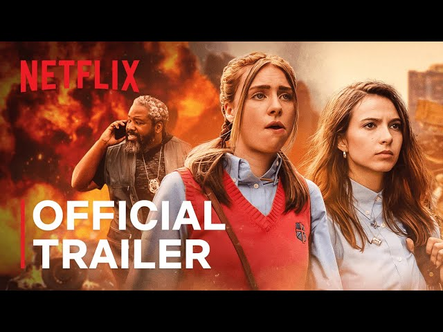 Teenage Bounty Hunters | Official Trailer | Netflix