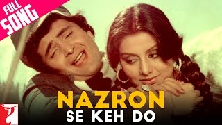 Nazron Se Keh Do - Full Song - Doosara Aadmi