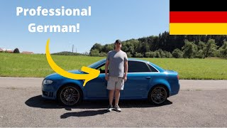 Rent A German: The Test Driver