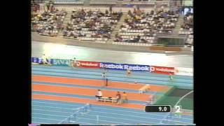 Antonio Reina Cto  España P C  Valencia Semifinales 400m l