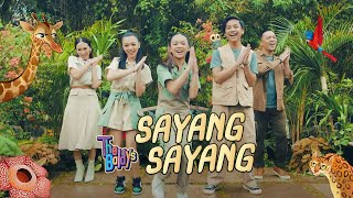 The Baldy's - Sayang Sayang | Official Music Video