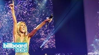 Celine Dion Ends 16-Year Las Vegas Run With $681 Million in Ticket Sales | Billboard News