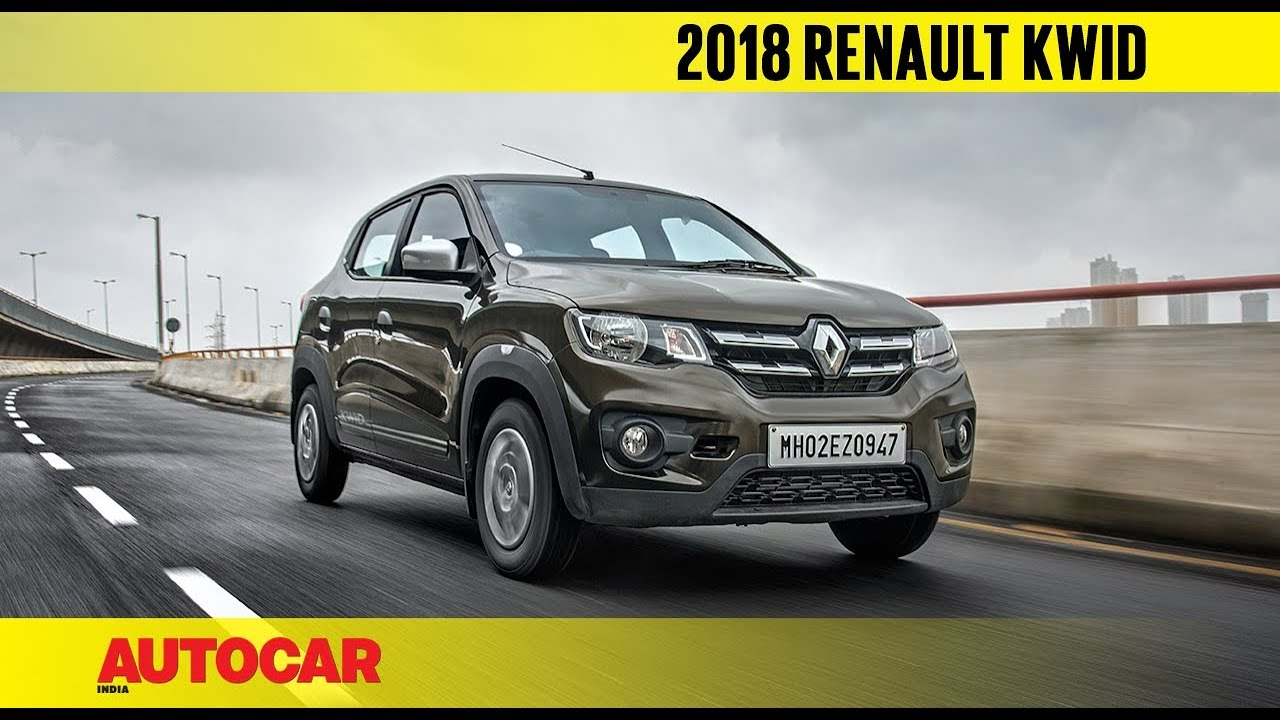 2018 Renault Kwid 1 0 Amt Whats New First Drive Review Autocar India