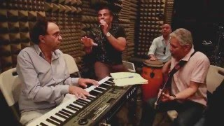 Amr Diab - Ahla W Ahla Studio Rehearsal (Part 2) عمرو دياب - بروڤة البوم أحلى وأحلى