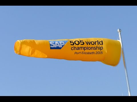 Day 4 - SAP 5O5 World Championship 2015 - Port Elizabeth, South Africa