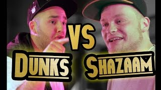 GOT BEEF? - Dunks vs Shazaam [TITLE MATCH]