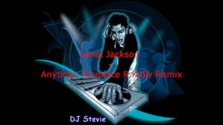 Janet Jackson - Anytime, Anyplace R.Kelly Remix.wmv