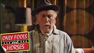 Grandad Talks to the Urn - Only Fools and Horses - BBC