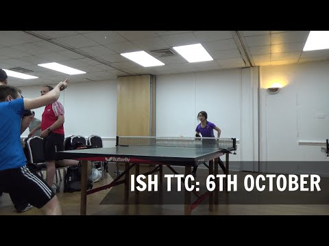 ISH TTC: 5th October (EIAY #56)