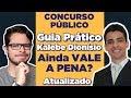 Guia Prático Para Passar em Concurso Público em 1 ano do Kalebe Dionisio AINDA Vale a Pena?