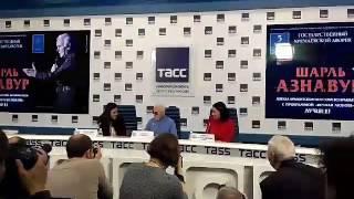 Я принимаю выбор своего народа: Шарль Азнавур о выборах в Армении