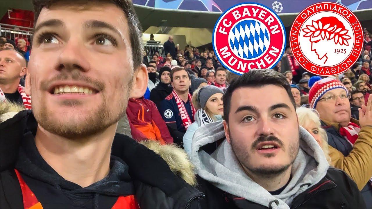 Fc Bayern Olympiakos