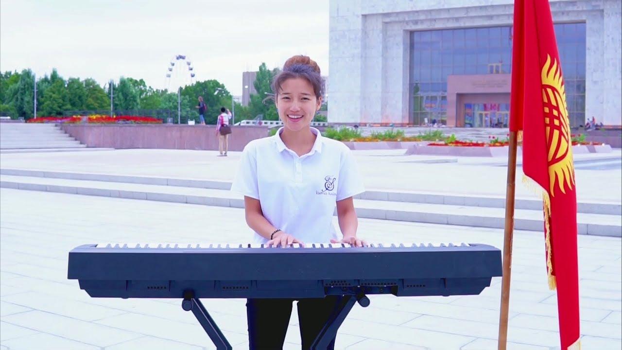 НурЧолпон - Кыргызстан гимни