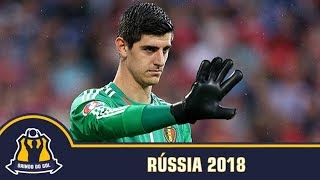 RÚSSIA 2018 - THIBAUT COURTOIS (BÉLGICA)