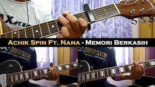 Baixar Achik ft Nana - Memori Berkasih (Instrumental/Chord/Guitar Cover)
