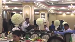 Азербайджанская свадьба в России.