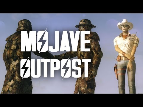 The Full Story of the Mojave Outpost & Nearby Points of Interest - Fallout New Vegas Lore