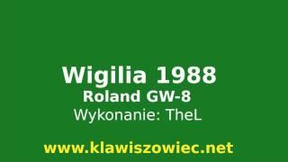 Wigilia 1988 wykonanie TheL - WOKAL