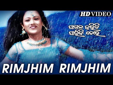 RIMJHIM RIMJHIM | Romantic Film Song I PAGALA KARICHI PAUNJI TORA | Sarthak Music | Sidharth TV