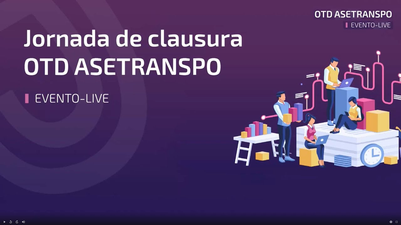Evento ASETRANS Streaming   30 abril 2020
