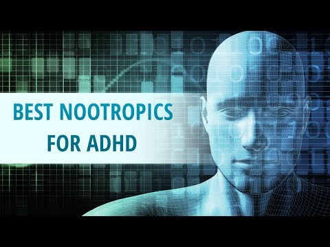 Best Nootropics for ADHD