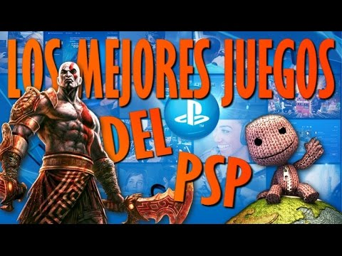 Top 10 Mejores Juegos De la PSP 2016 - Playstation Portable